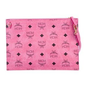 Women's MCM clutch (New)!!